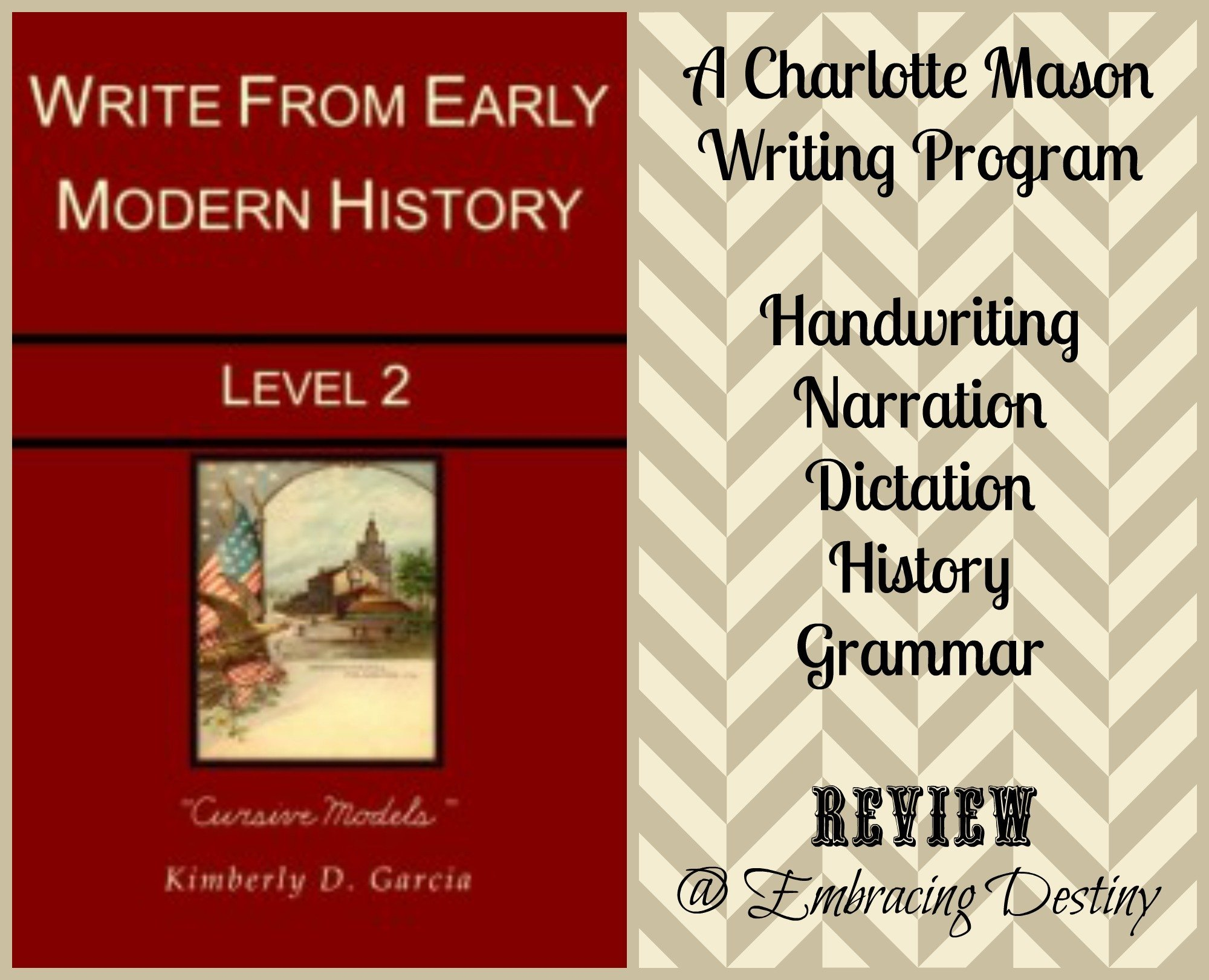 Write From History A Charlotte Mason Writing Program Review Heart And Soul Homeschooling