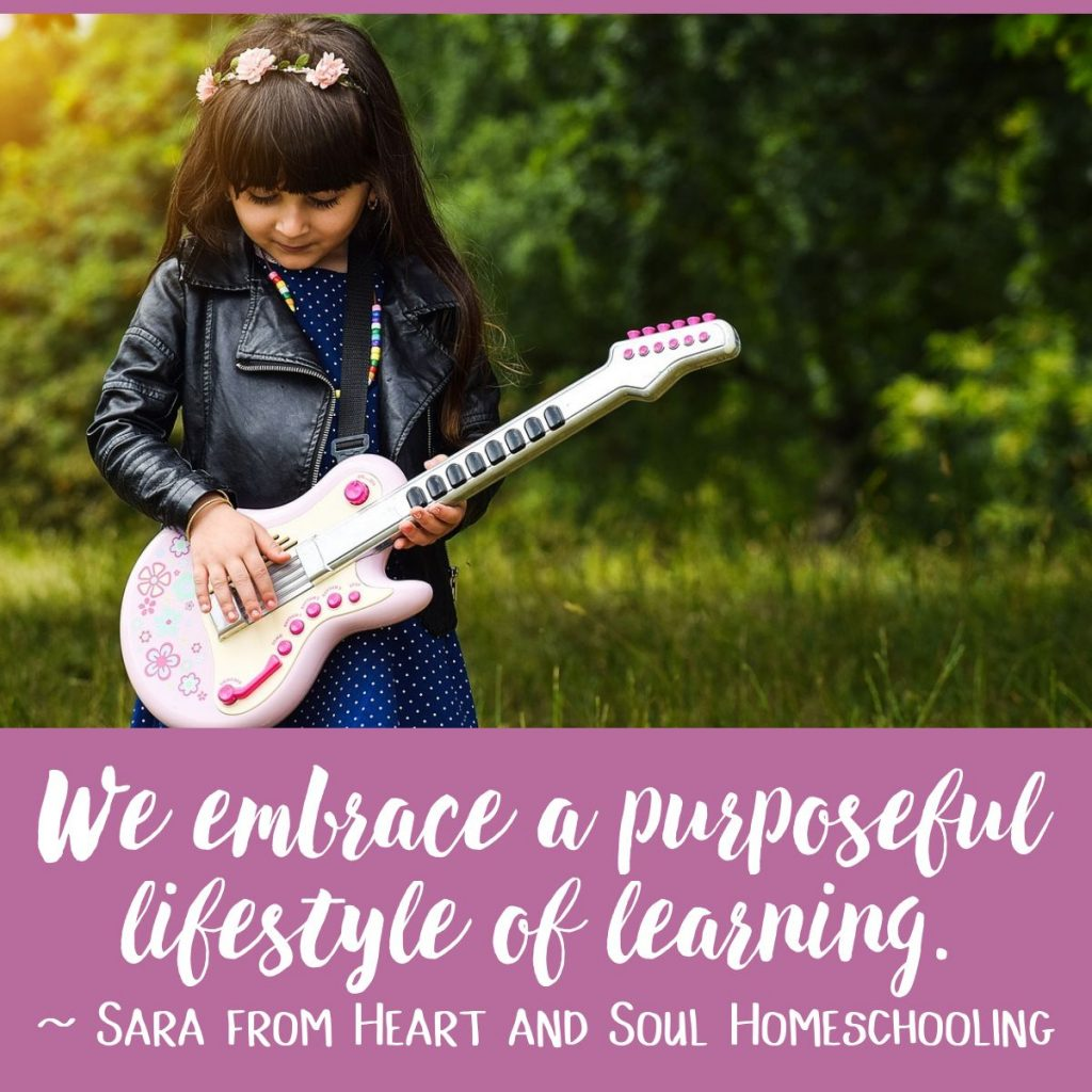 The reasons we made the decision to homeschool are numerous, but how we came to lifeschooling is a little bit more subtle.